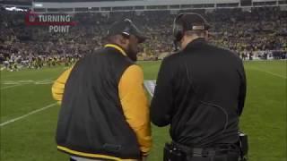 Patriots vs Steelers | Mike Tomlin Mic'd Up | Week 15 2017