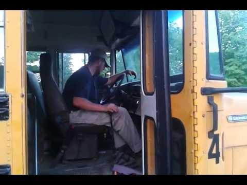 1996 Ford Blue Bird School Bus