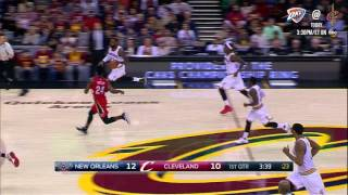 LeBron James and Russell Westbrook's Most Vicious Dunks