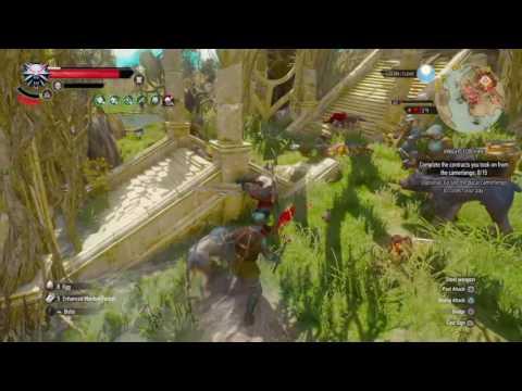 Witcher 3: adrenaline rush