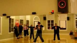 "Hip Hop Dance set to ""Baby Don"