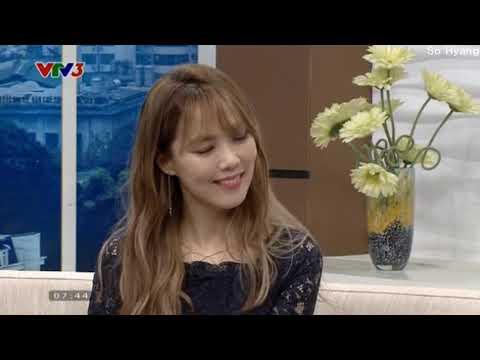 So Hyang 소향 베트남 방송 2018.10.03