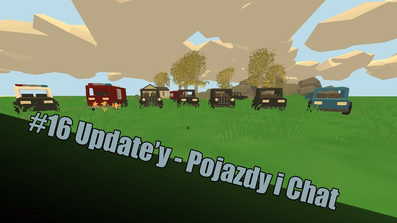 How to chat in unturned - Unturned 16 Update Y Pojazdy I Chat Plaga Gameplay Pl