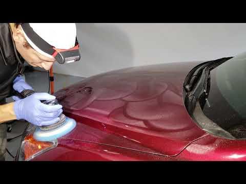 Paint Correction Vancouver Car Scratch Repair – CRV