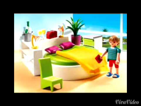 playmobil city life maison de luxe youtube. Black Bedroom Furniture Sets. Home Design Ideas