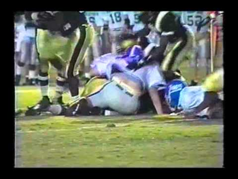 95 Amory Panthers highlight film part 1