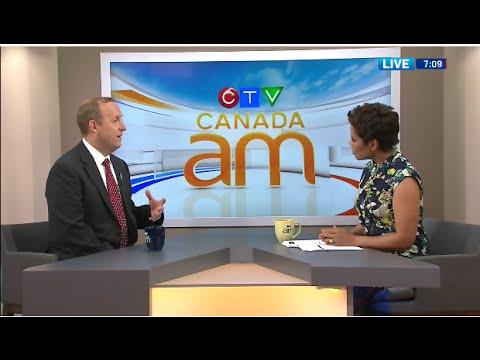 John Schuman Canada AM CTV News Interview