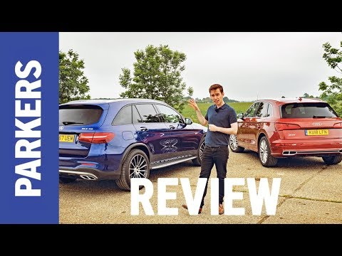 Audi SQ5 vs Mercedes-AMG GLC 43 TWIN TEST | FEAT. 1/4 MILE DRAG RACE