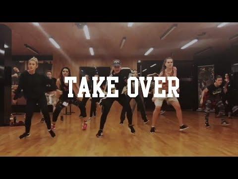 DJ FLEX ~ WO ONANE NO x TAKE OVER REMIX | Riverpark Dance school