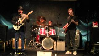 "John Avenue Blues Band ""The Nazz is Blue"""
