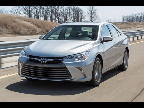 2016 Toyota Camry Start Up Road Test And Review 2 5 L 4 Cylinder Camerons Car Reviews