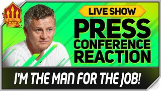 Solskjaer Press Conference Reaction! Manchester United vs Liverpool