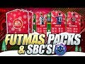 FUTMAS 100K PACKS + NEW SBC'S!