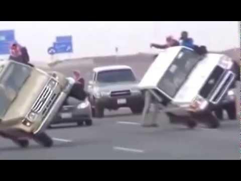 Amazing Crazy Car Stunts | Whatsapp Viral Video