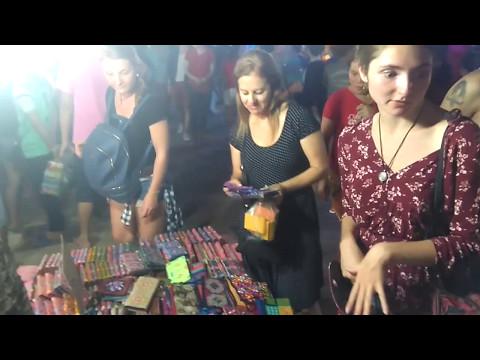 Laos - Vientiane - Visitando a  sensacional feirinha  noturna by Marcelo Pera (PY2AE)