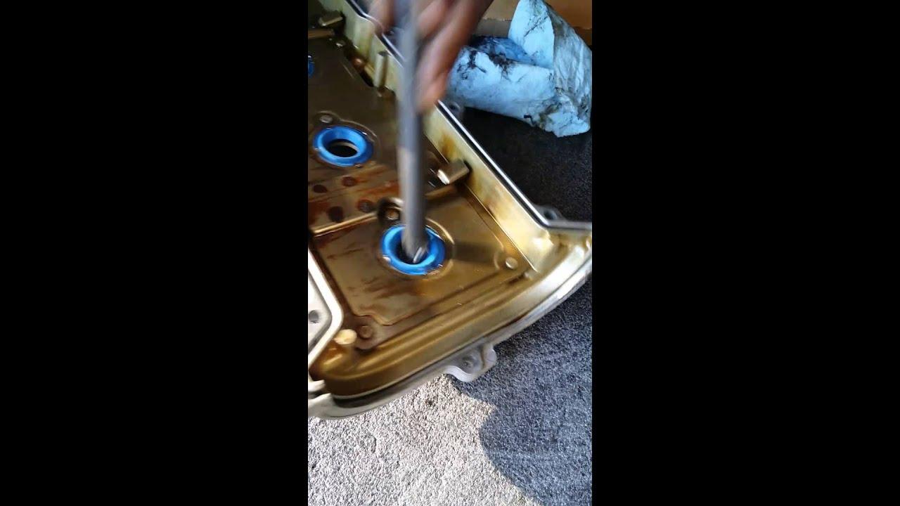 how to fix valve seals