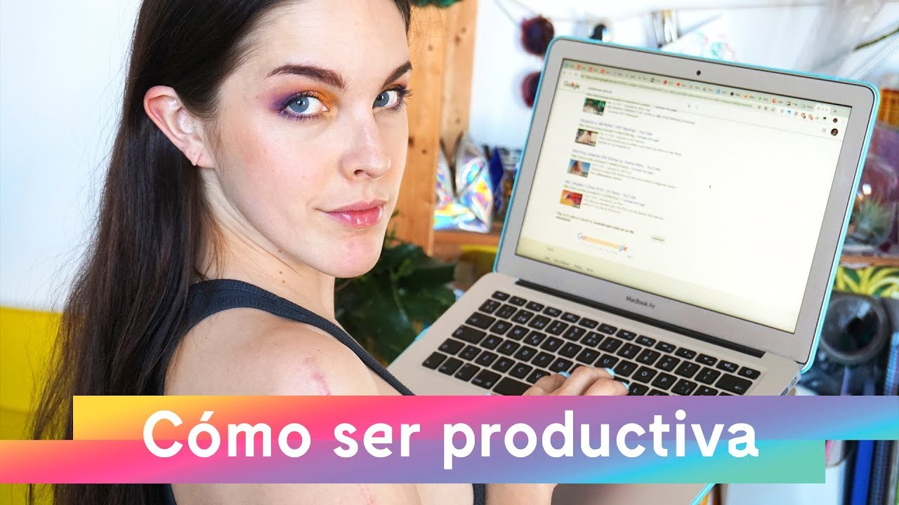 How to be PRODUCTIVE ⏱ Routines and tips working from home | VLOG