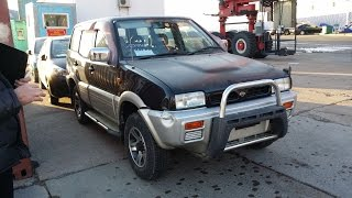 Nissan Mistral 1994 - japanray.ru