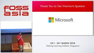 Summit Closing Session - FOSSASIA 2018