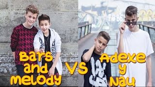 Video Bars and Melody vs Adexe y Nau   What do you Mean (Cover) download MP3, 3GP, MP4, WEBM, AVI, FLV Juli 2018
