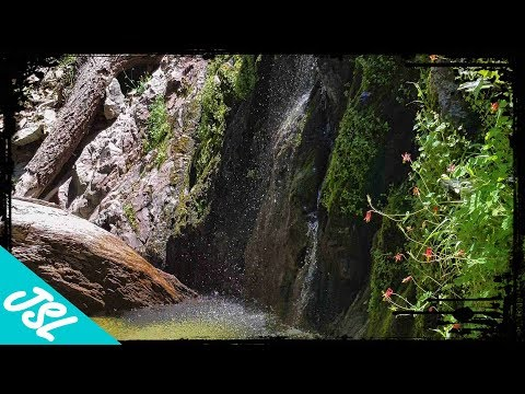 HIDDEN WATERFALL off Cooper Canyon Trail in Angeles National Forest