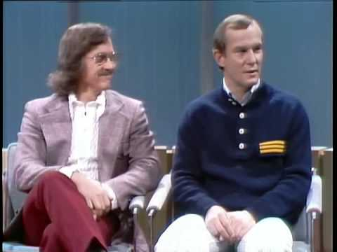 The Smothers Brothers talk about reactions & stuff