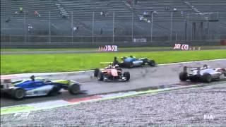 FIA Formula 3 at Monza, Michele Beretta