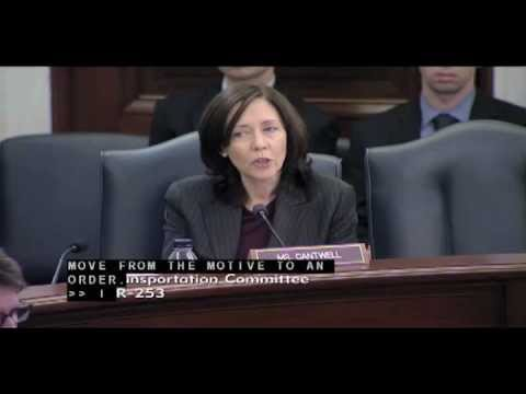 Sen. Maria Cantwell Wants FCC to Reconsider FCC