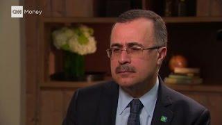 Saudi Aramco CEO: IPO still on track for 2018