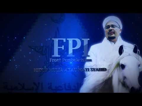 LAGU GEMURUH SUARA JIHAD Front Pembela Islam   Mars FPI