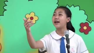 02 第 67 屆香港學校朗誦節 普通話獨誦 亞軍 6B 譚