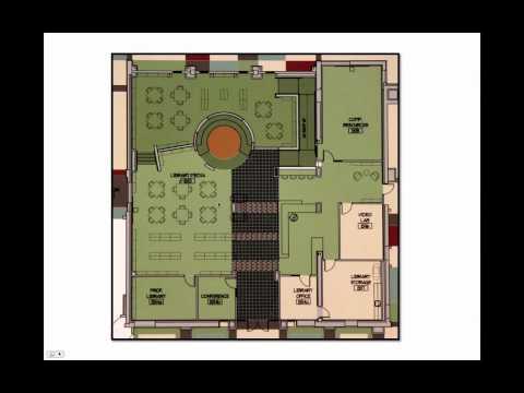 Keysor Design Plan Part 3 - Library/Media Center