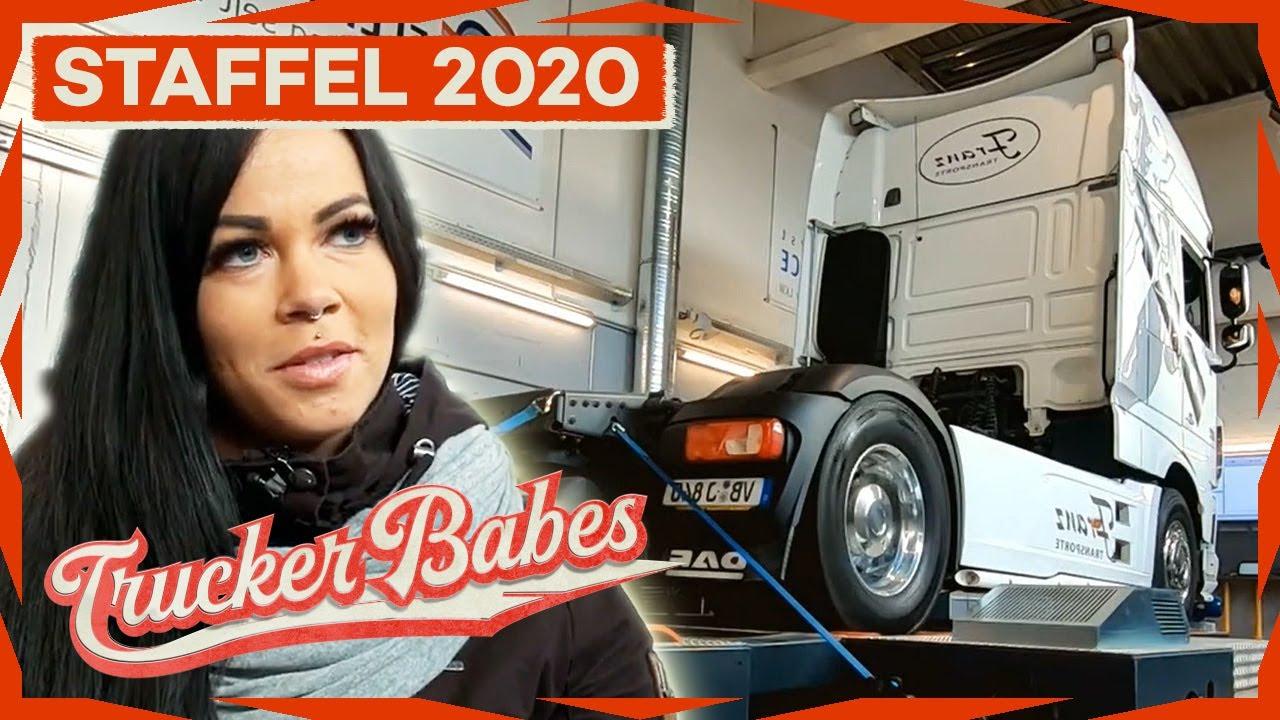 Trucker-ladies die Where is