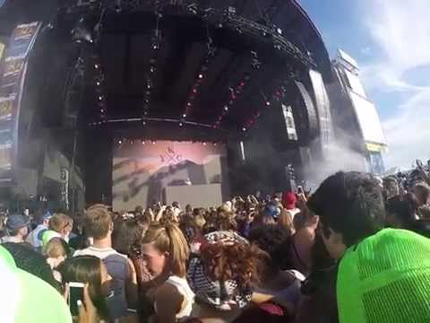 KYGO at Billboard Hot 100 festival part 1