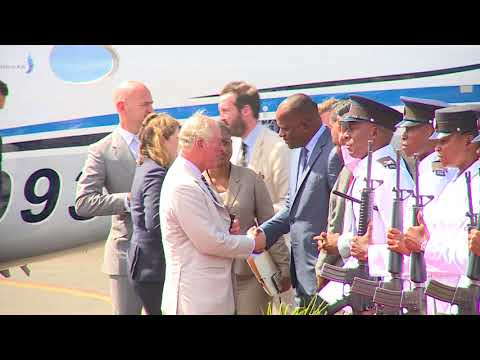 Nov. 19 - Arrival of the Prince of Wales in Dominica