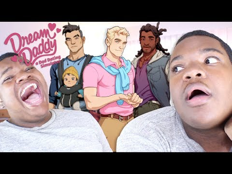 BECOMING A DAD TO DATE DADS (Dream Daddy)