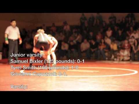 Rawlins High School wrestling Feb. 11 and Feb. 12