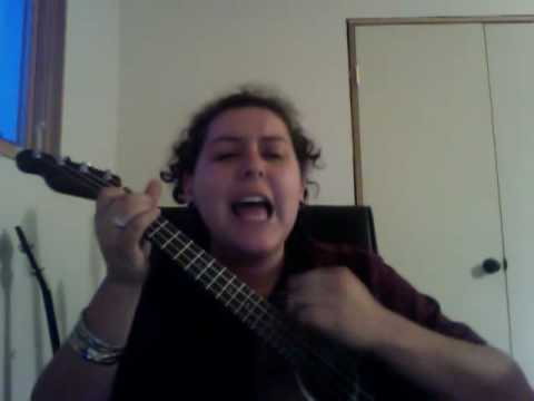 Francesca entertains and plays with her new toy!