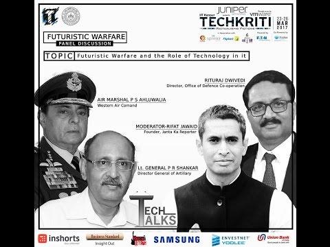 Panel Discussion : Futuristic Warfare