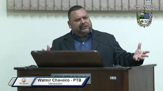 38ª S. Ordinária - Walmir Chaveiro