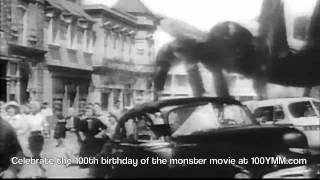 The Spider Trailer