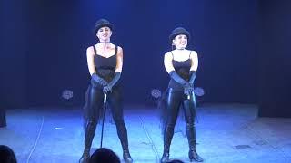 """Номер из мюзикла """"Чикаго"""", песня """"Nowadays """" - Ноша Анастасия и Алёна  Буркова"""
