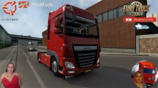 """Euro Truck Simulator 2 (1.37)   Daf XF Euro 6 Reworked v3.4 [Schumi] [1.37] Amsterdam Holland Promods map v2.46 Motorcycle Traffic Pack by Jazzycat FMOD ON and Open Windows Naturalux Graphics and Weather Spring Graphics/Weather v3.5 (1.37) by Grimes Test Gameplay ITA + DLC's & Mods https://forum.scssoft.com/viewtopic.php?f=35&t=223745  SCS Software News Iberian Peninsula Spain and Portugal Map DLC Planner...2020 https://www.youtube.com/watch?v=NtKeP0c8W5s Euro Truck Simulator 2 Iveco S-Way 2020 https://www.youtube.com/watch?v=980Xdbz-cms&t=56s  #TruckAtHome #covid19italia Euro Truck Simulator 2    Road to the Black Sea (DLC)    Beyond the Baltic Sea (DLC)   Vive la France (DLC)    Scandinavia (DLC)    Bella Italia (DLC)   Special Transport (DLC)   Cargo Bundle (DLC)   Vive la France (DLC)    Bella Italia (DLC)    Baltic Sea (DLC)   American Truck Simulator New Mexico (DLC) Oregon (DLC) Washington (DLC) Utah (DLC)     I love you my friends Sexy truck driver test and gameplay ITA  Support me please thanks Support me economically at the mail vanelli.isabella@gmail.com  Roadhunter Trailers Heavy Cargo  http://roadhunter-z3d.de.tl/ SCS Software Merchandise E-Shop https://eshop.scssoft.com/  Euro Truck Simulator 2 http://store.steampowered.com/app/227... SCS software blog  http://blog.scssoft.com/  Specifiche hardware del mio PC: Intel I5 6600k 3,5ghz Dissipatore Cooler Master RR-TX3E  32GB DDR4 Memoria Kingston hyperX Fury MSI gtx 970 Twin Frozr Gaming 4gb ddr5 Asus Maximus VIII Ranger Gaming Cooler master Gx750 SanDisk SSD PLUS 240GB  HDD WD Blue 3.5"""" 64mb SATA III 1TB Corsair Mid Tower Atx Carbide Spec-03 Xbox 360 Controller Windows 10 pro 64bit"""