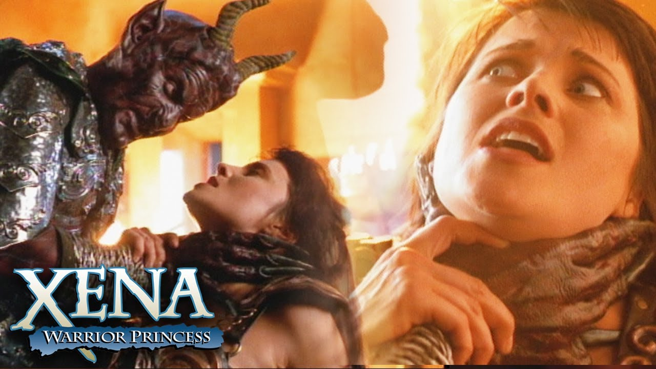 Download Xena Sends Lucifer to Hell!   Xena: Warrior Princess