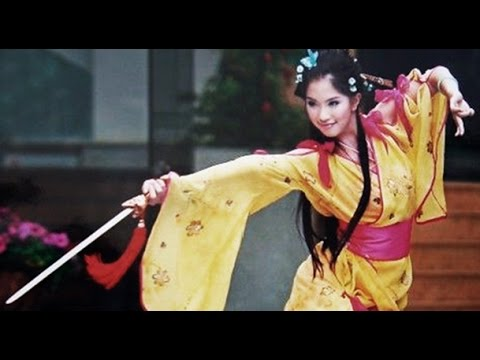 Korean Sword Dances and Swastikas
