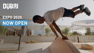 Parkour Tour of Expo 2020 Dubai | Visit Dubai