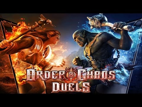 Order & Chaos Duels - Trading Card Game - Universal - HD Gameplay Trailer