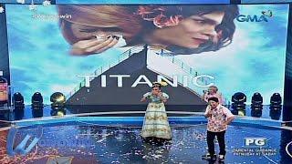 Wowowin: DonEkla, lumabas na pala noon sa Titanic!