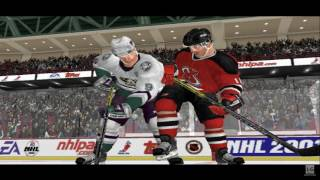 NHL 2003 PS2 Gameplay HD