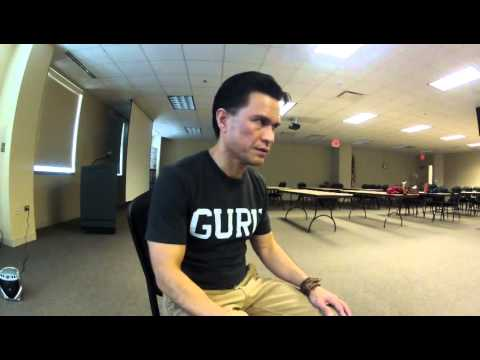 DrRic Yoga Lesson Breath Exercise from Winter Grounding Lecture
